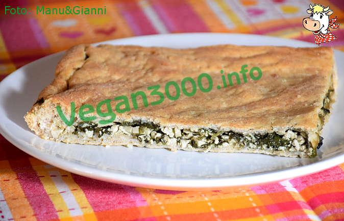 Foto numero 1 della ricetta Vegan erbazzone