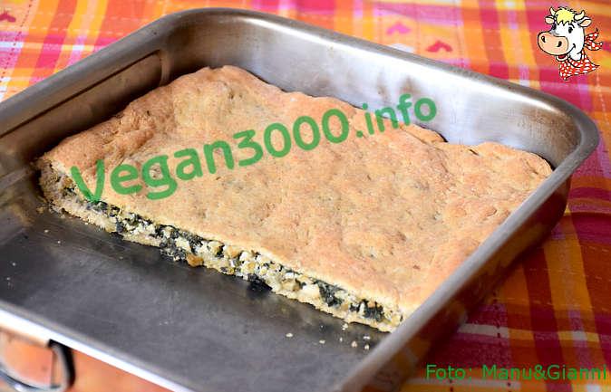 Foto numero 2 della ricetta Erbazzone vegano
