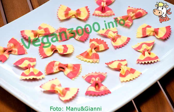 Foto numero 3 della ricetta Pasta fredda alle erbe aromatiche coi pomodorini