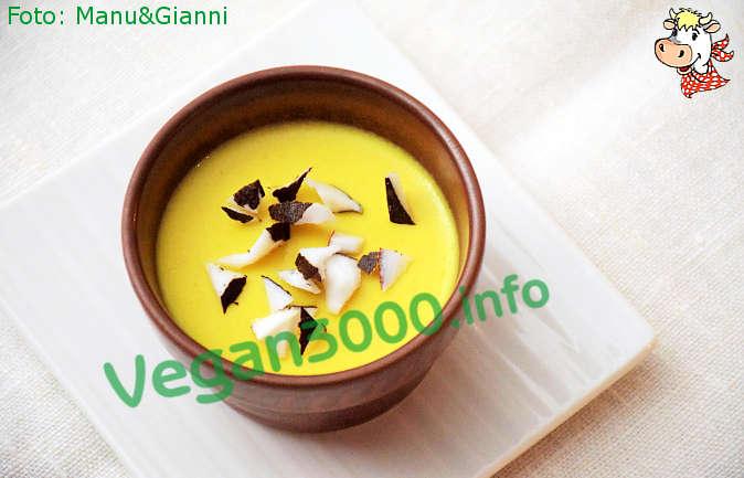 Foto numero 1 della ricetta Spicy coconut cream panna cotta