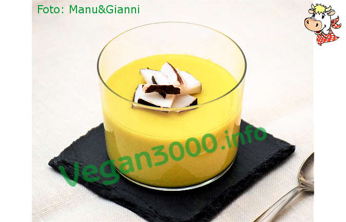 Foto numero 3 della ricetta Spicy coconut cream panna cotta