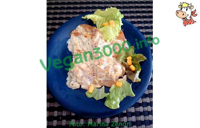 Foto numero 1 della ricetta Scaloppine di seitan al curry