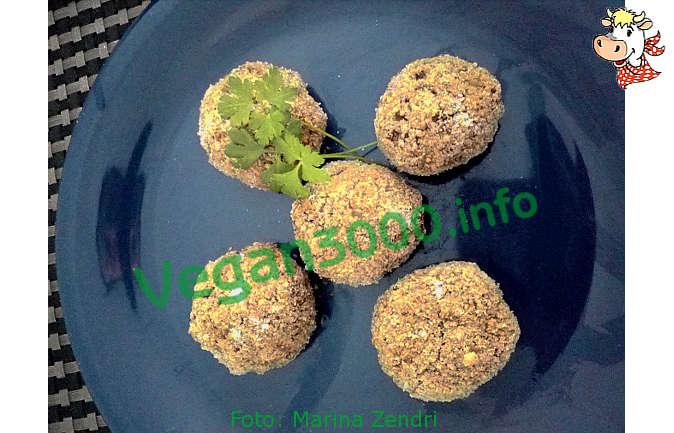 Foto numero 1 della ricetta Polpette di soia speziate