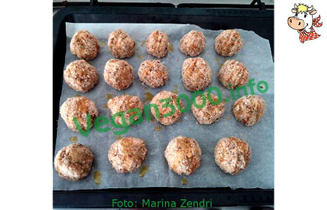 Foto numero 2 della ricetta Polpette di soia speziate