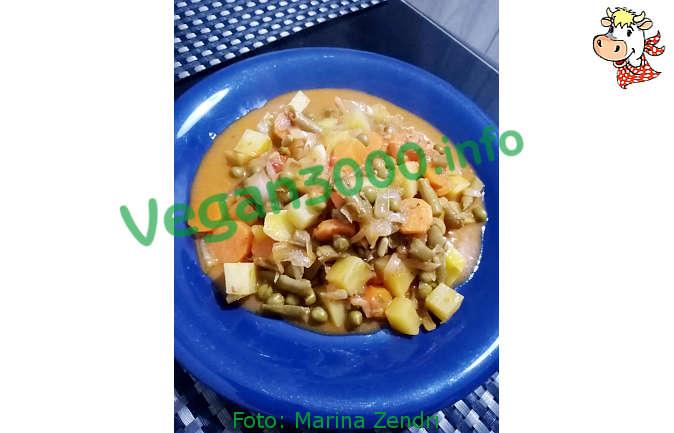 Foto numero 1 della ricetta Indian Vegan Korma