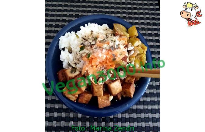 Foto numero 2 della ricetta Vegan poke bowl
