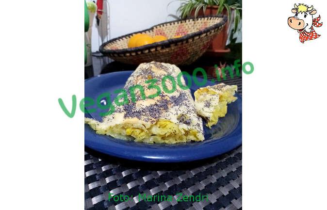 Foto numero 4 della ricetta Involtini di verza e ceci