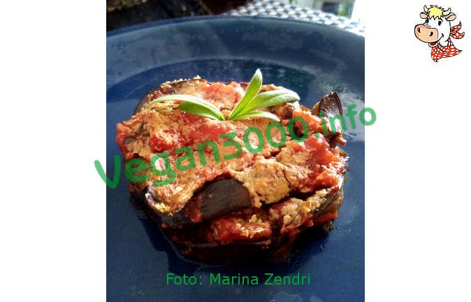 Foto numero 1 della ricetta Vegan Parmigiana