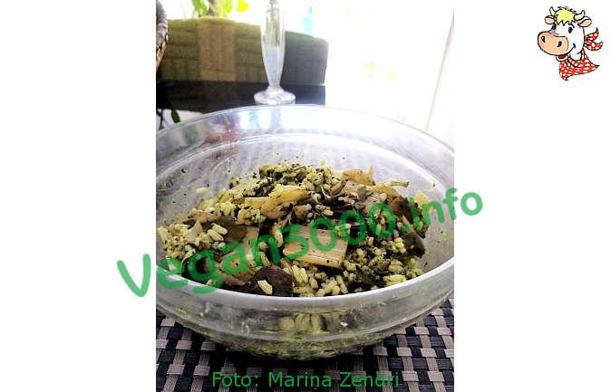 Foto numero 1 della ricetta Rice with pesto