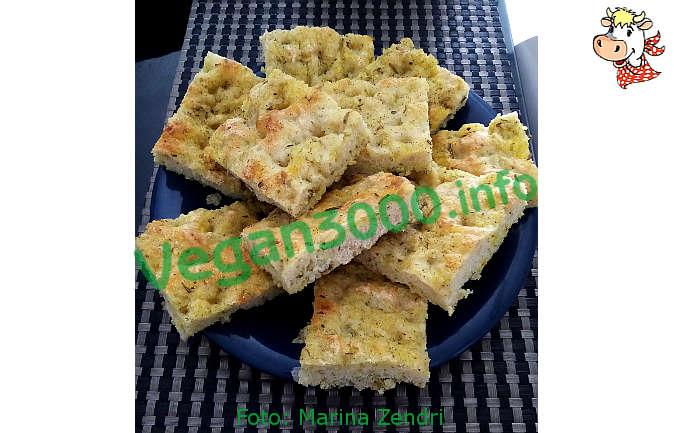 Foto numero 1 della ricetta Schiacciata with sourdough