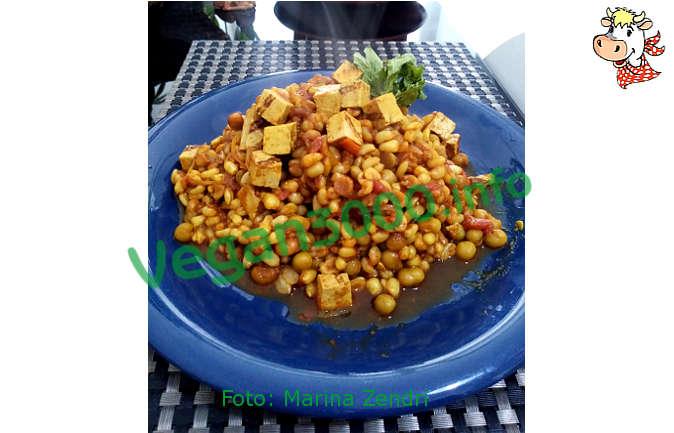 Foto numero 1 della ricetta Grano kamut all' indiana