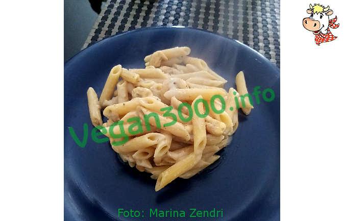 """Foto numero 1 della ricetta """"Cacio e pepe"""" vegan"""