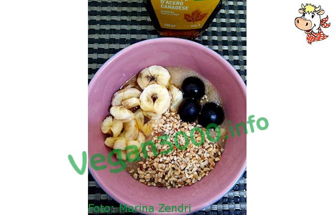 Foto numero 2 della ricetta Amaranth porridge