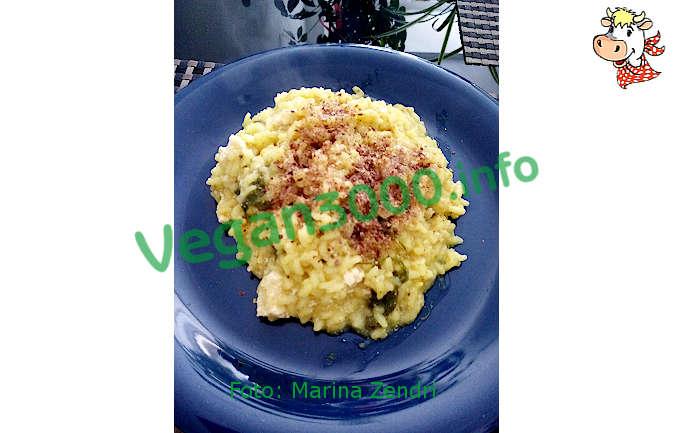 Foto numero 1 della ricetta Risotto cremoso alle ortiche