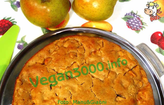 Foto numero 1 della ricetta Torta di mele (1)