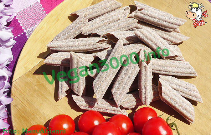Foto numero 1 della ricetta Pasta alla frutta secca