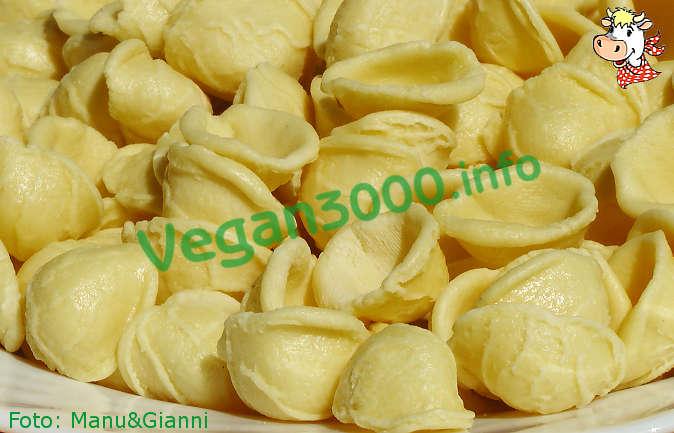 Foto numero 1 della ricetta Orecchiette con i fagiolini