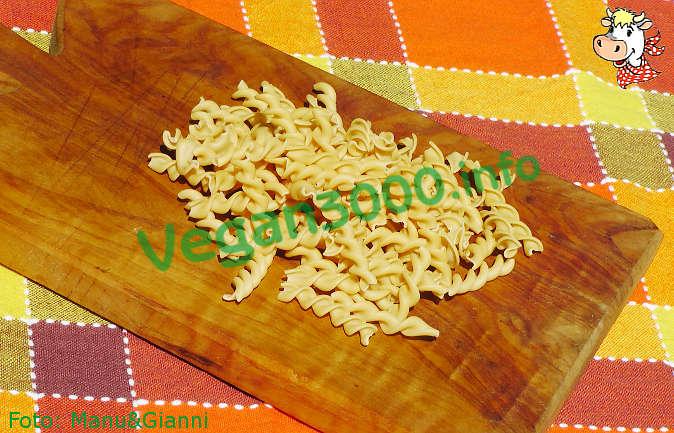 Foto numero 1 della ricetta Pasta con le zucchine rapida