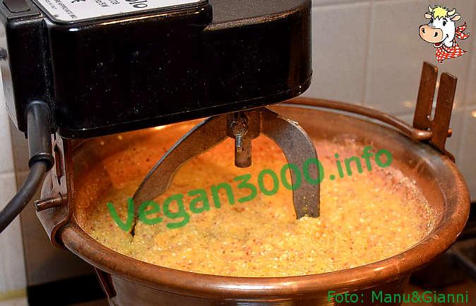 Foto numero 1 della ricetta Polenta con verdure