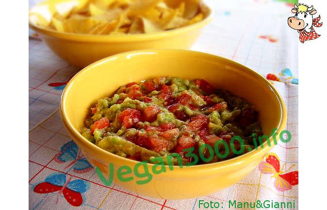 Foto numero 1 della ricetta Guacamole (2)