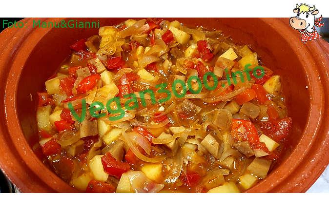 Foto numero 1 della ricetta Goulash of seitan