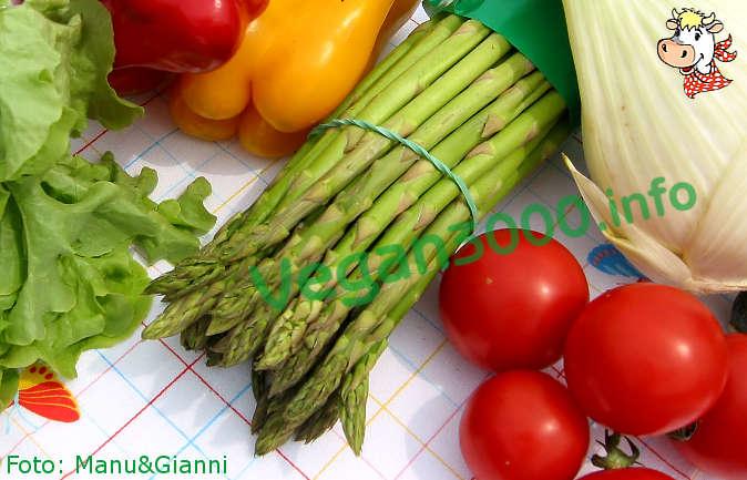 Foto numero 1 della ricetta Asparagi all'andalusa