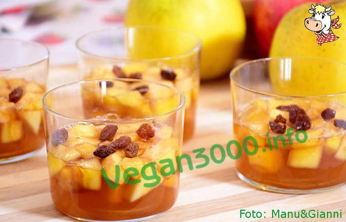 Foto numero 1 della ricetta Apple kanten (apple pudding)