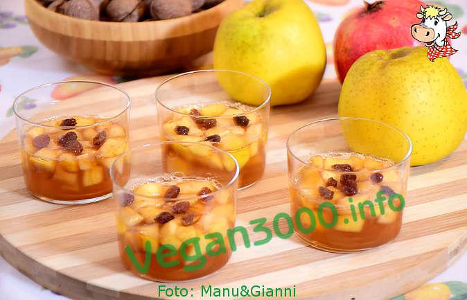 Foto numero 2 della ricetta Apple kanten (apple pudding)