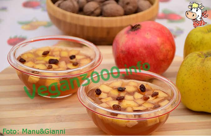Foto numero 3 della ricetta Apple kanten (apple pudding)