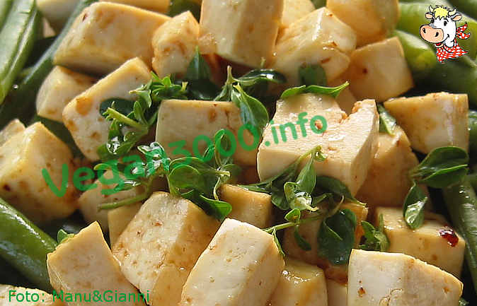 Foto numero 1 della ricetta Tofu marinato al forno