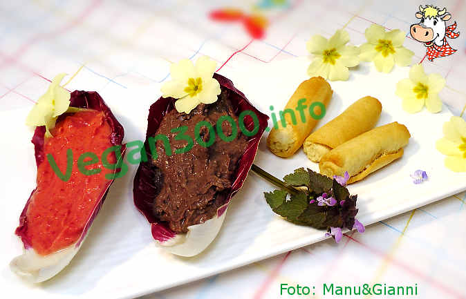 Foto numero 1 della ricetta Salsa ai peperoni (per insalata)