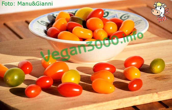 Foto numero 1 della ricetta Bavettine piccanti col pomodorino schiattato