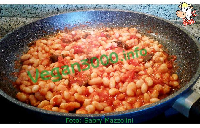 Foto numero 1 della ricetta Fagioli all'uccelletto... scappato!