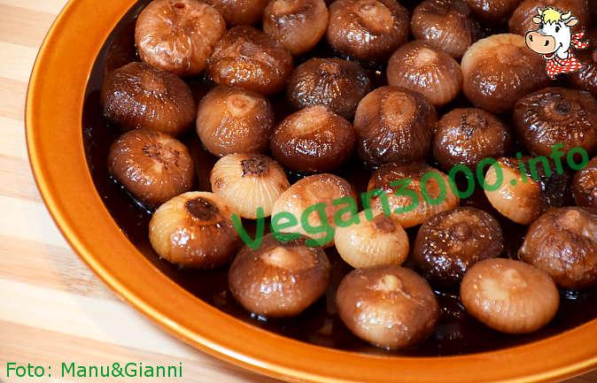 Foto numero 1 della ricetta Sweet and sour onions (1)
