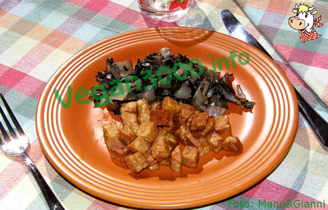 Foto numero 1 della ricetta Tempeh fritto