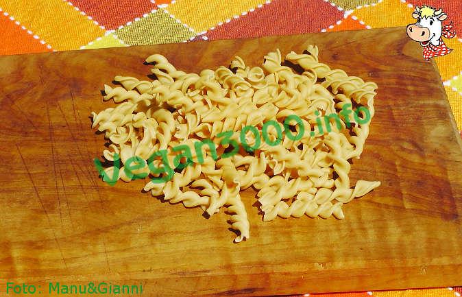 Foto numero 1 della ricetta Fusilli alla crema di menta