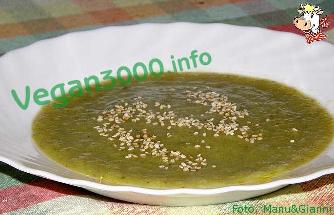 Foto numero 1 della ricetta Cream of leeks
