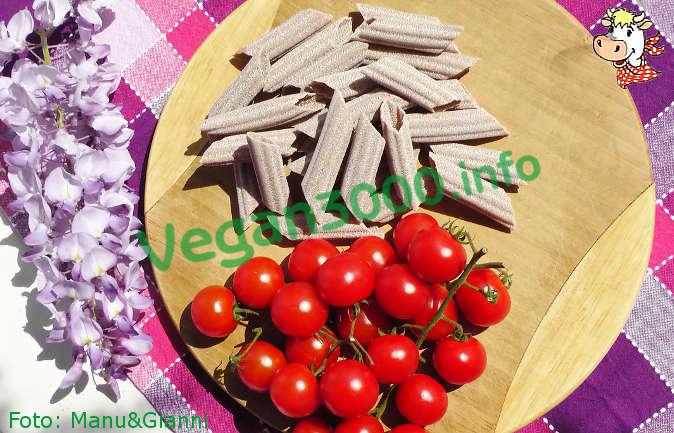 Foto numero 1 della ricetta Pasta con zucchine e funghi