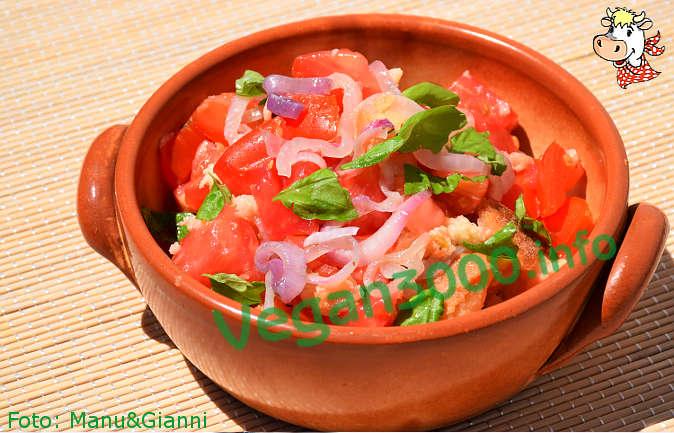 Foto numero 1 della ricetta Panzanella