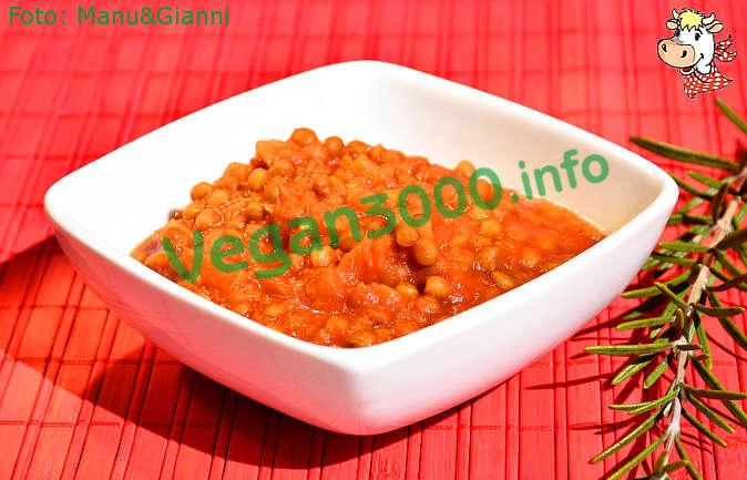 Foto numero 1 della ricetta Lenticchie al curry