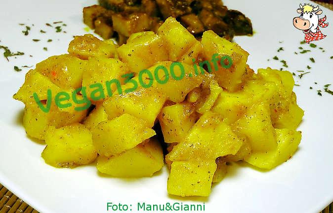 Foto numero 1 della ricetta Potato curry