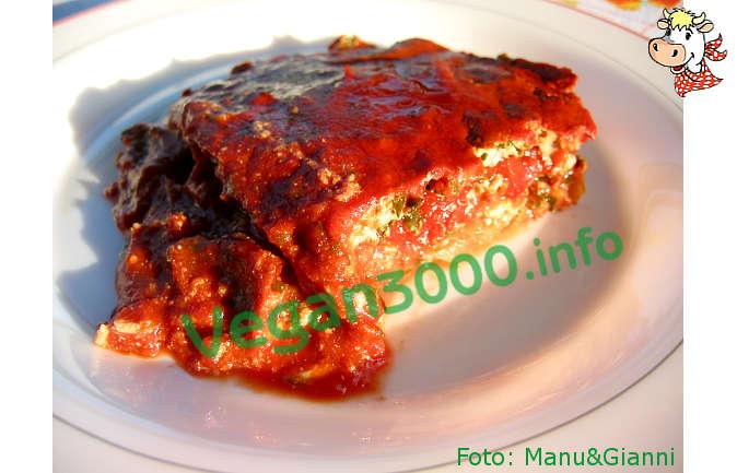 Foto numero 1 della ricetta Eggplant parmigiana