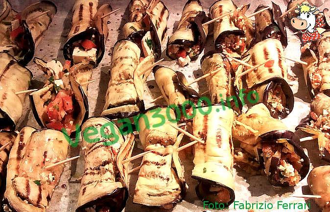 Foto numero 1 della ricetta Melanzane a involtini
