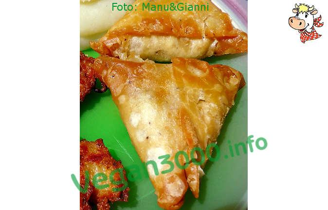 Foto numero 1 della ricetta Samosas