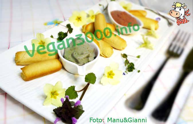 Foto numero 1 della ricetta Crema di tofu con olive