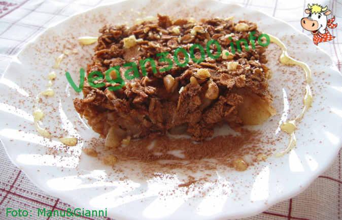 Foto numero 1 della ricetta Torta di fiocchi di avena