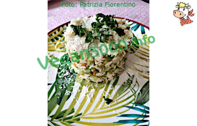 Foto numero 1 della ricetta Riso Basmati con zucchine