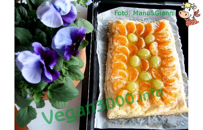 Foto numero 2 della ricetta Crostata di mandarini