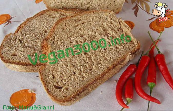 Foto numero 1 della ricetta Bread (homemade)-(1)