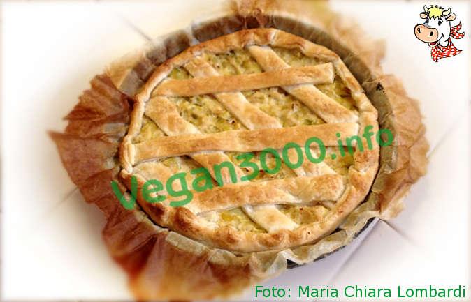 Foto numero 1 della ricetta Torta salata di porri